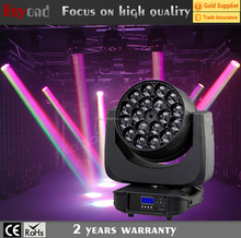 18 * 15W Sharp Beam Moving Head Disco 4in1 zoom Led Lights