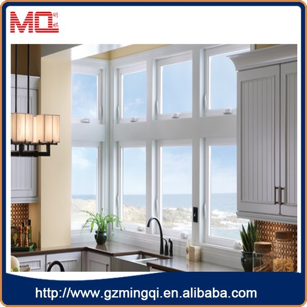 Latest french window design vinyl replacement casement for Vinyl window designs ltd complaints