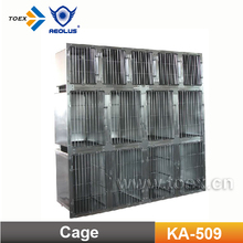 Stainless steel Modular Dog Kennel KA-509