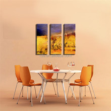 Grouped Abstract Home Decor Printed Canvas Pictures