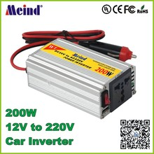 Hot sale good quality small modified sine wave 200w inverter dc to ac inverter 12v to 220v