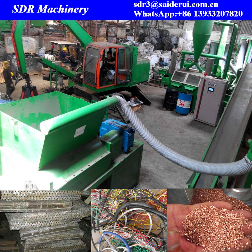 Snap Scrap Copper Wire Shredding And Recycling Machine Buy Cable Circuit Board Manufacturers In Lulusosocom Icw Machine2015 Insulated