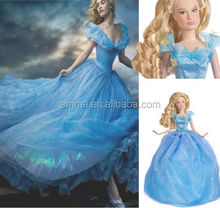 Hot sale cinderella dresses for girls dress cinderella costume BC2751