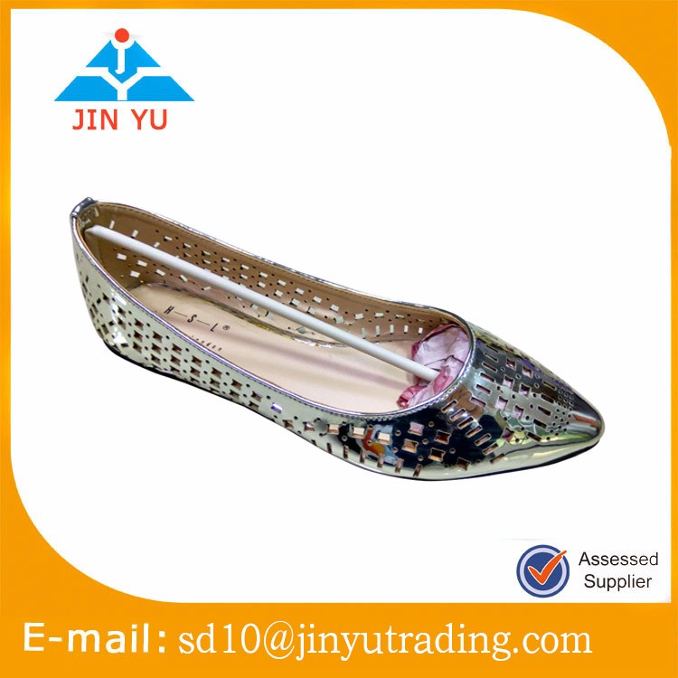 New Style Toe Shoes Ballerina Lady Flat Shoes Lady Relax ...