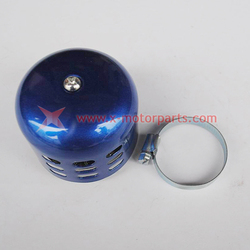 Performance Air Filter Scooter go kart GY6 Moped 49cc 50cc BLUE color