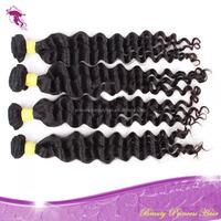 top grade 8a virgin 100% human hair brazilian loose deep wave hair weave soft and smooth no tangle no shedding
