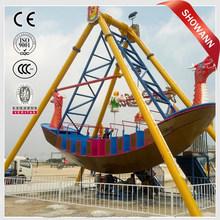 Children playground park equipment kiddie pirate ship