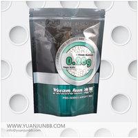 High quality 0.28G air gun bbs pellets for AEG airsoft bbs manufacturer wholesale
