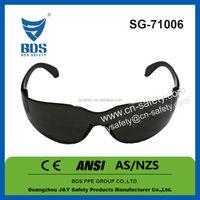 2015 ansi z87.1 stylish safety googles glasses