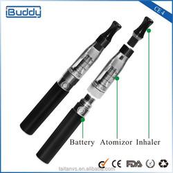 2015 manufacture wholesale Buddy colorful vape e cigarette atomizer ce4 v3