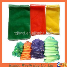 hdpe knitted agriculture packaging net bags