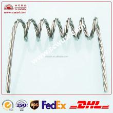 twist tungsten wire factory with best price tugnsten filament