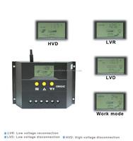juta 60a 24v LCD price solar charge controller regulador placa voltage regulator