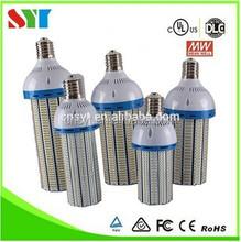 85-265v/ac led 120w row corn light e27 e40 UL driver led corn bulb dimmable