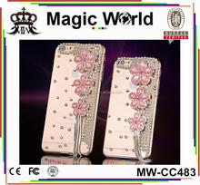 PINK ROSE PHONE CASE FOR IPHONE 6