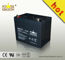 VRLA 12V 75AH battery for UPS and solar system and security system lead acid battery