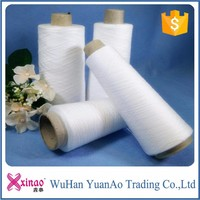 from China Alibaba to Thailand market price from factory polyester spun yarn