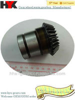 top quality high precision new type cnc metal straight bevel gear manufacurer