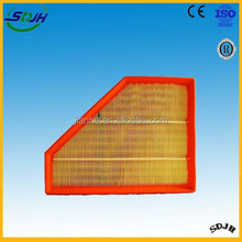 Hot sale 13717797465 auto air filter for BMW X1/1 Convertible /3 Coupe from shandong,China