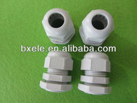 Nylon Cable Gland PG13.5,Flexible pipe cable gland