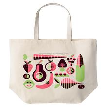 Cotton Fruit Shopping Bag Tote Bag