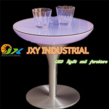 Popular Led Tall Bar Table/lLed Table Lamp/Led Light Table Decoration