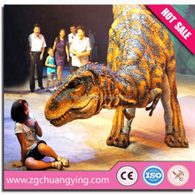 amusement park realistic dinosaur costume for sale cheap
