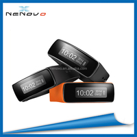 Trade Assurance 2015 New Products Health Sleep Monitor Smart Wristband, Smart Watch Bracelet For IOS Android System