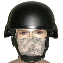 High quality on the tactical outdoor game helmet ABS material 2000 version