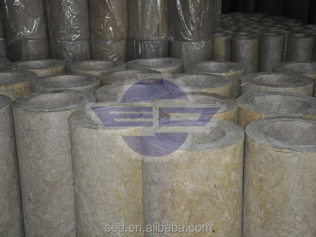 Hot selling rock wool pipes factory price high for Buy mineral wool