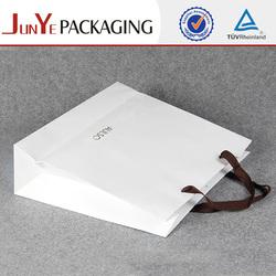 Purse shaped gift fancy design kraft paper bag shopping