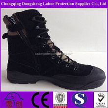 Industrial protective tactical safety combat boots