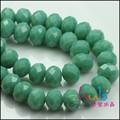 material de vidrio de alta calidad de piedras preciosas perlas hecho en china