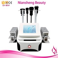 OEM/ODM Portable Vacuum Lipo Laser Cavitation Slimming Machine for slimming hot sale