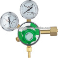 alta qualidade parafuso de ajuste duplo calibre redutor de oxigênio regulador
