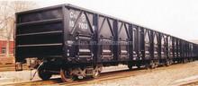 UIC Standard Railway transportation wagon vehicle car for sale, hot sale railway trailer