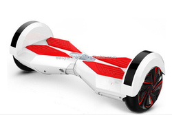 Hot selling 8inch smart balance wheel parts with bluetooth and LED