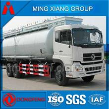 Dongfeng 6x4 bulk cement tank truck powder tank truck bulk cement truck for sales