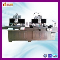 CH-320 automatic two color silk screen computer printing machine
