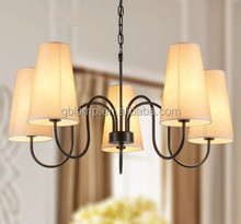 Wonderful 5 lights pendant light & chandelier with Iron material