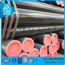 ASTM A106 GR.B Seamless Carbon steel pipe/tube