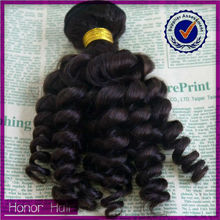 2015 Hot! High quality factory price unprocessed virgin curl mongolian aunty funmi hair bouncy curls
