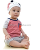 Summer High Quality Children Clothing Set/Baby Boy Girl Baby Clothes/Kids Clothing
