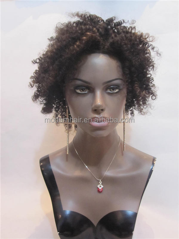Natural Kinky Twist Wigs 53