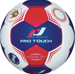 official size and weight hand stitched leather soccer balls