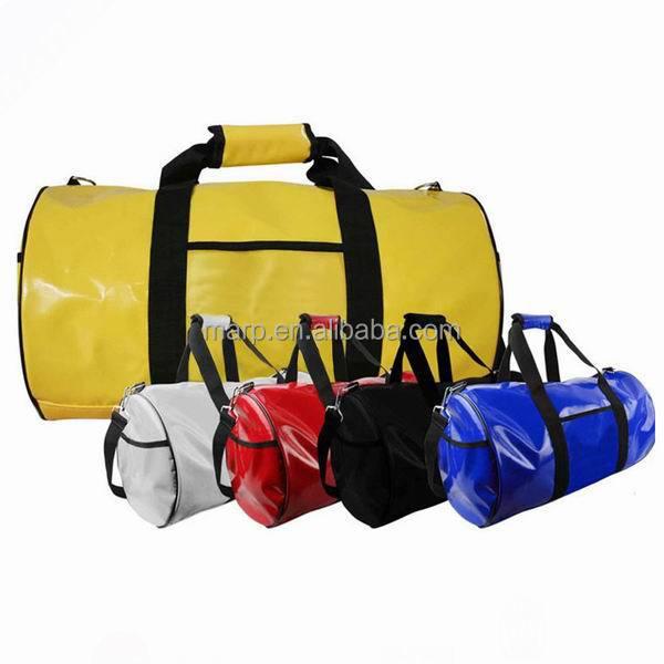 Fashion Retro Simple Sports duffel bag in Tarpaulin