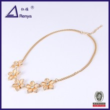 TOP QUALITY! Professional OEM Factory Wholesale tiny necklace