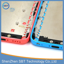 High quality replacement back cover for iphone 5c in stock