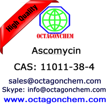 API for autoimmune diseases Ascomycin, High quality 11011-38-4 Ascomycin