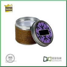 wholesale tin candle box iso certified companies manufacture